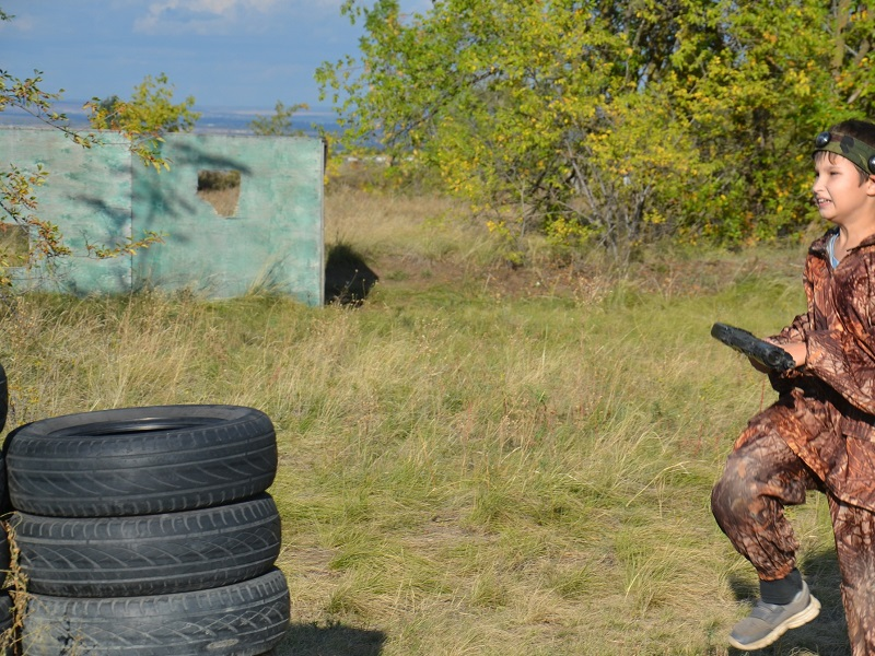 Лазертаг-клуб Снайпер в Саратове