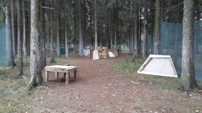 Лазертаг-клуб Тактика 43