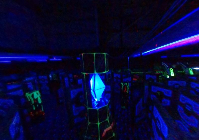 Qzar-клуб Laser Land