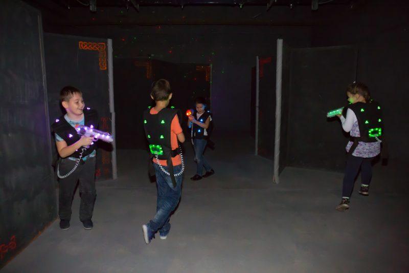 Лазертаг-клуб «Царство №27» в Уфе