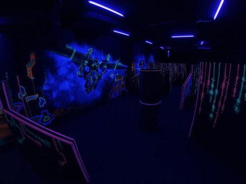 Лазертаг клуб Кибер Арена в Твери