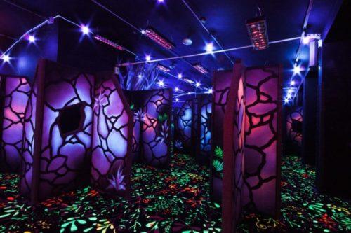 Лазертаг-клуб Laserforce в Челябинске