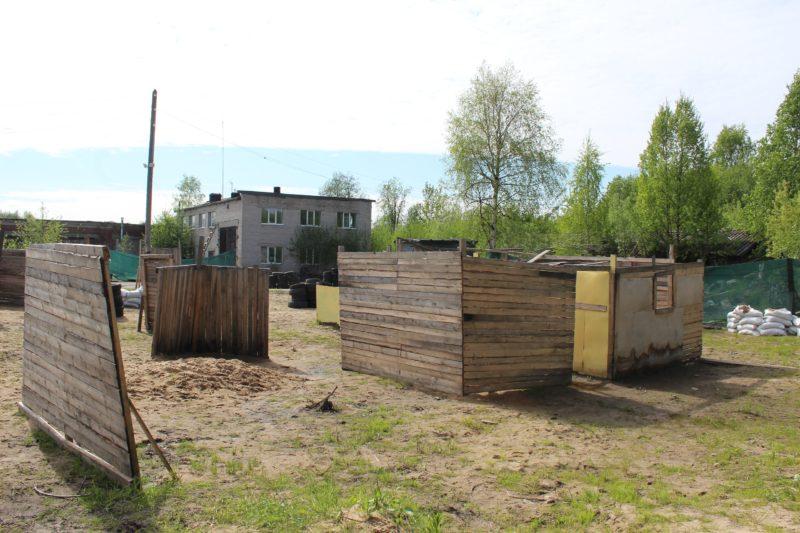 Лазертаг-клуб Дюжина в Архангельске