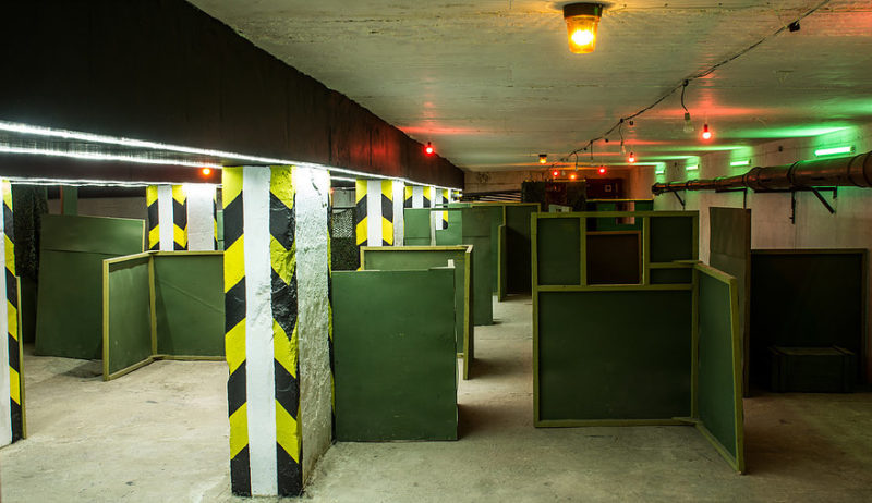 Лазертаг-клуб Garnizon 27
