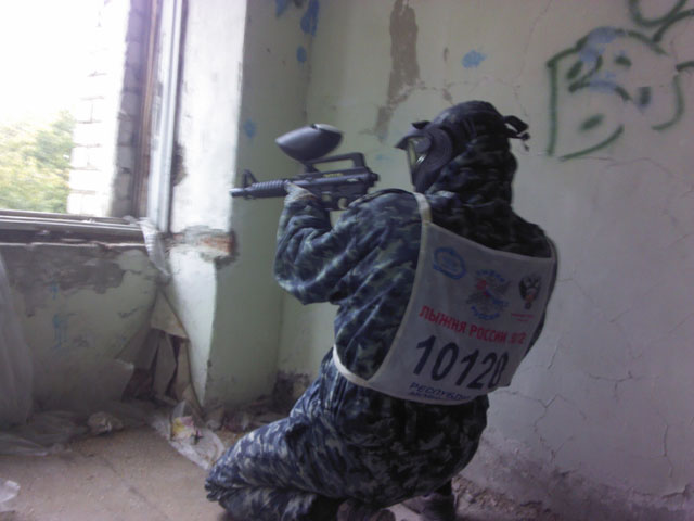 Лазертаг-пейнтбол-клуб Адреналин