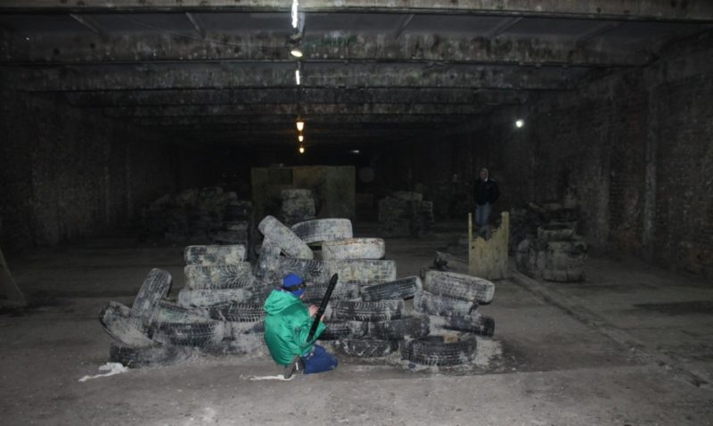 Лазертаг-клуб Анклав