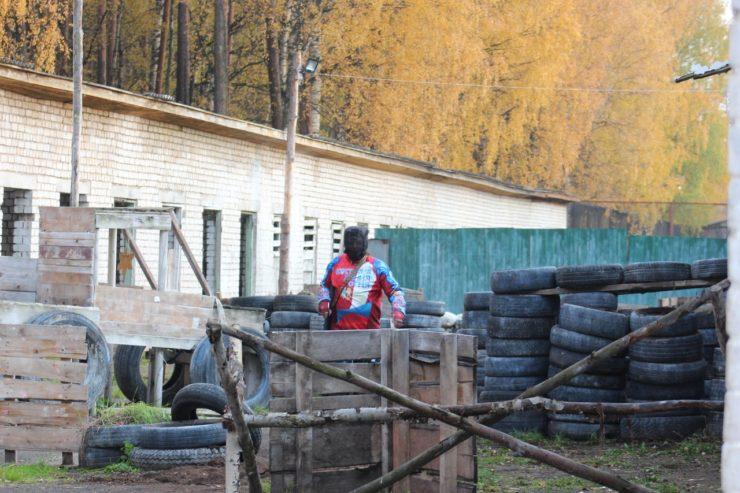Лазертаг-пейнтбол-страйкбол клуб Линия огня в Костроме