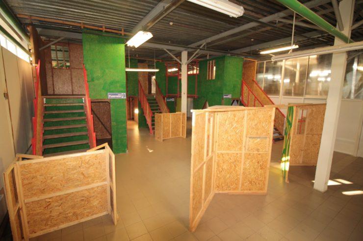 Лазертаг-клуб Медведь в Тольятти