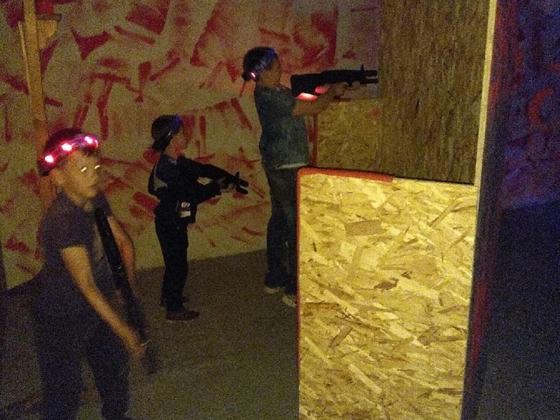 Лазертаг-клуб Снайпер в Осинниках