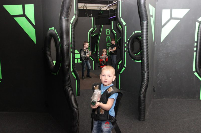Лазертаг-клуб Star Wars в Краснодаре