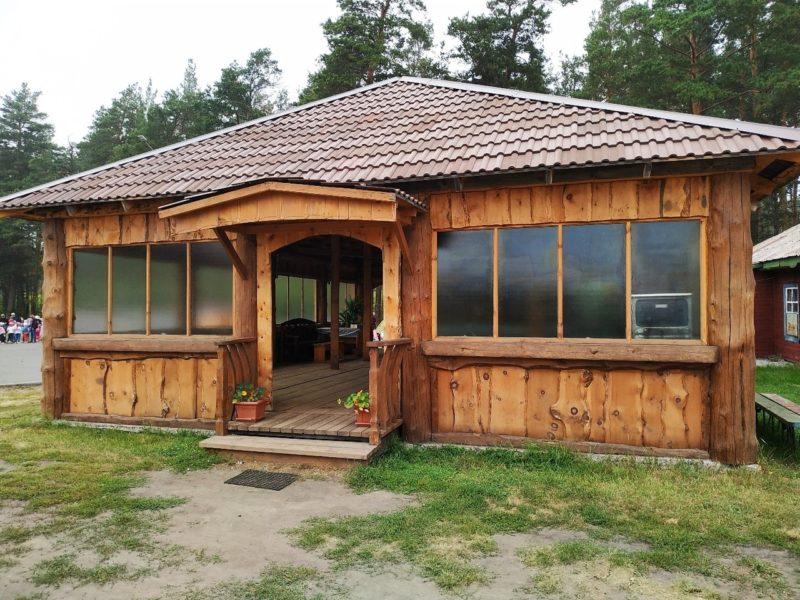 Лазертаг клуб Энергия в Алтае