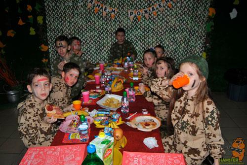 Лазертаг-клуб Hamster в Белгороде