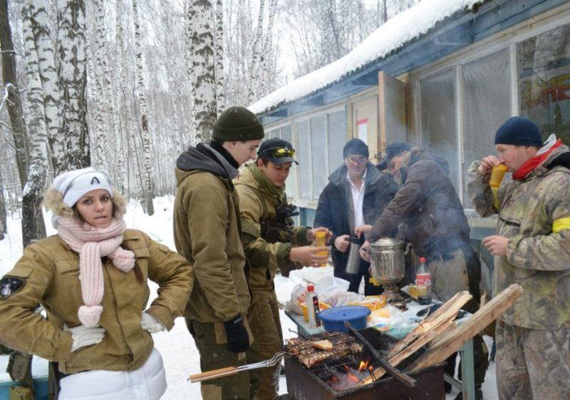 """Лазертаг-страйкбол-пейнтбол-клуб Стрелок """"Пионер"""" в Казани"""