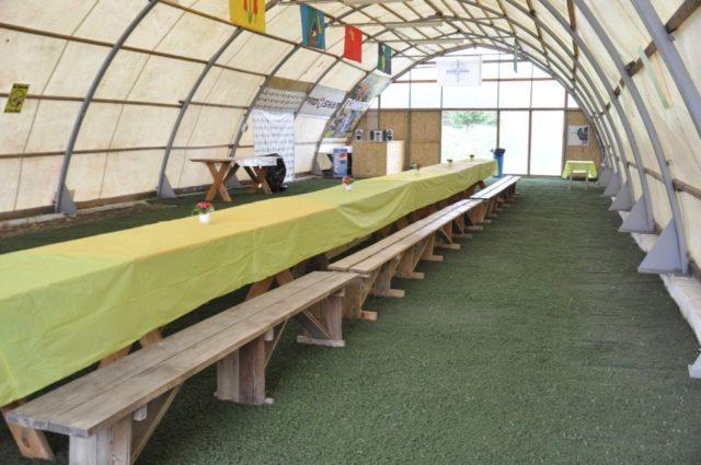 Пейнтбол-клуб Застава в Белгороде