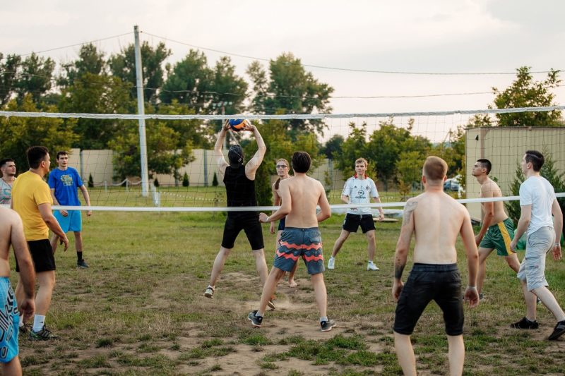 Лазертаг-пейнтбол-клуб Викинг в Краснодаре