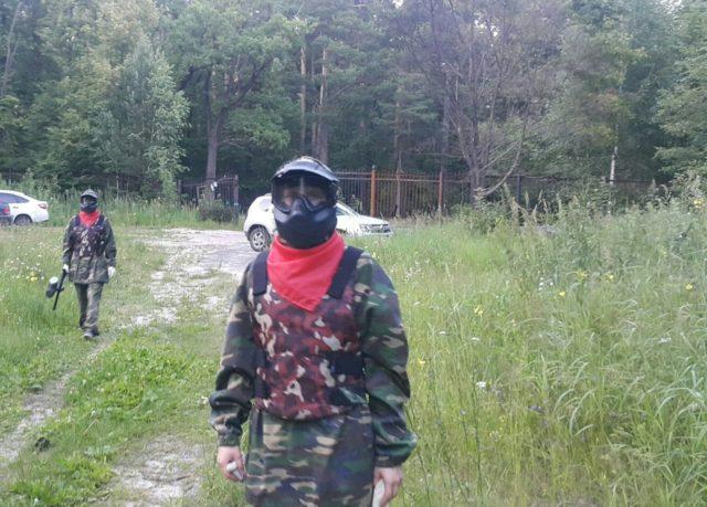 Лазертаг-пейнтбол-страйкобол-клуб Мистраль team в Нижнем Новгороде