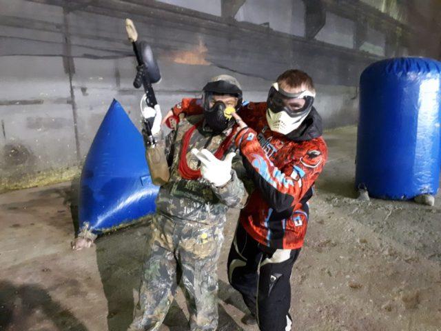 Лазертаг-пейнтбол-клуб Феникс в Альметьевске