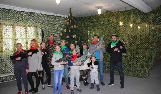 Лазертаг-клуб Гарнизон в Красноярске