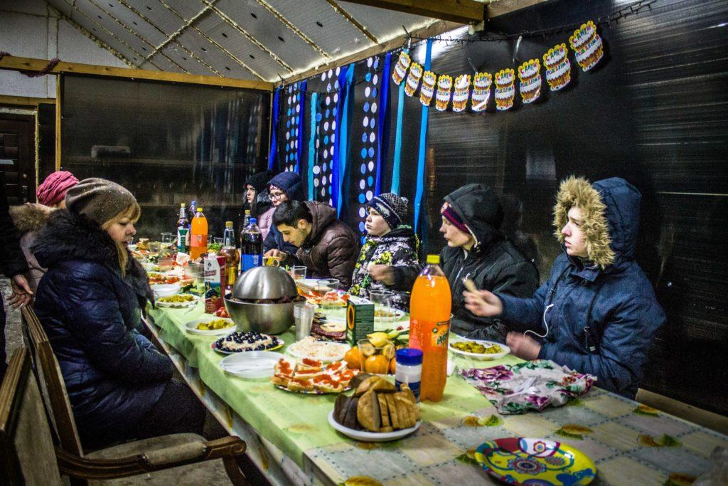 """Пейнтбол-страйкбол-клуб Шутер """"Чернобыль"""" в Нижнем Новгороде"""