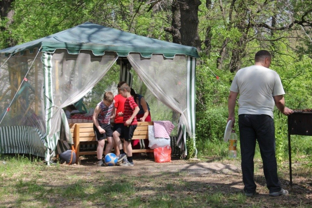 Лазертаг-пейнтбол-клуб Волгоград