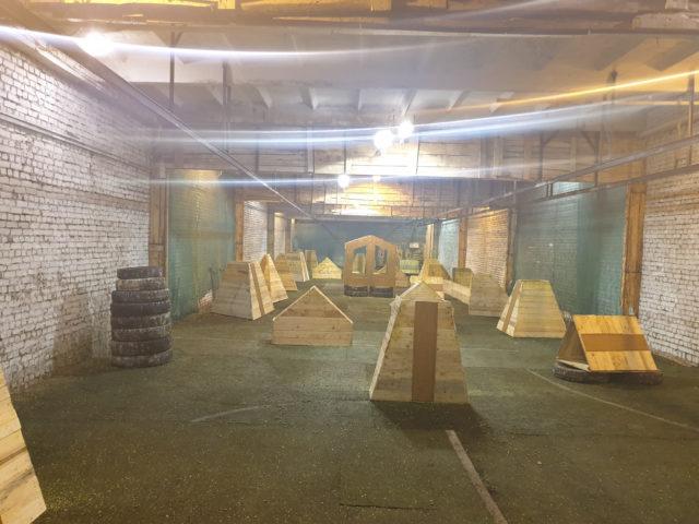 Пейнтбольный клуб Злостный хомяк в Саратове