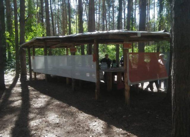 """Лазертаг-клуб На игре """"Forest Game"""" в Ульяновске"""