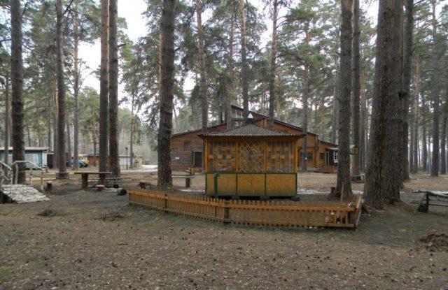Пейнтбольный клуб Штурм в Томске