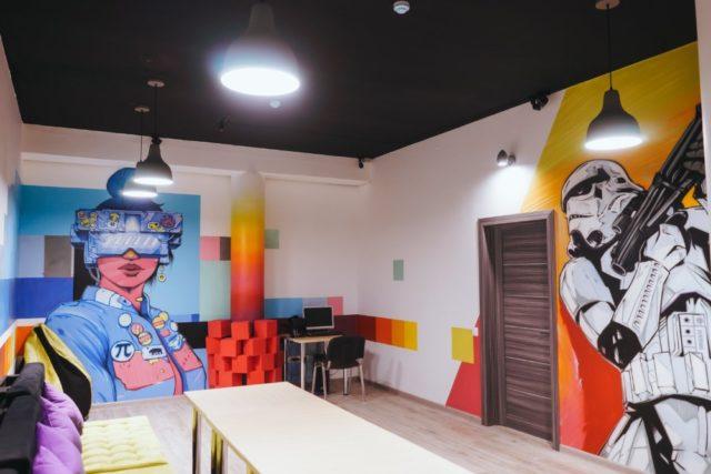 Лазертаг-клуб ExitGames в Оренбурге