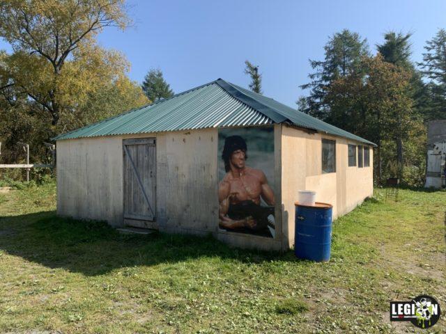 Пейнтбольный клуб Легион в Южно-Сахалинске