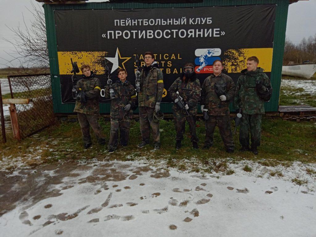 Лазертаг-пейнтбол-клуб Противостояние в Калининграде