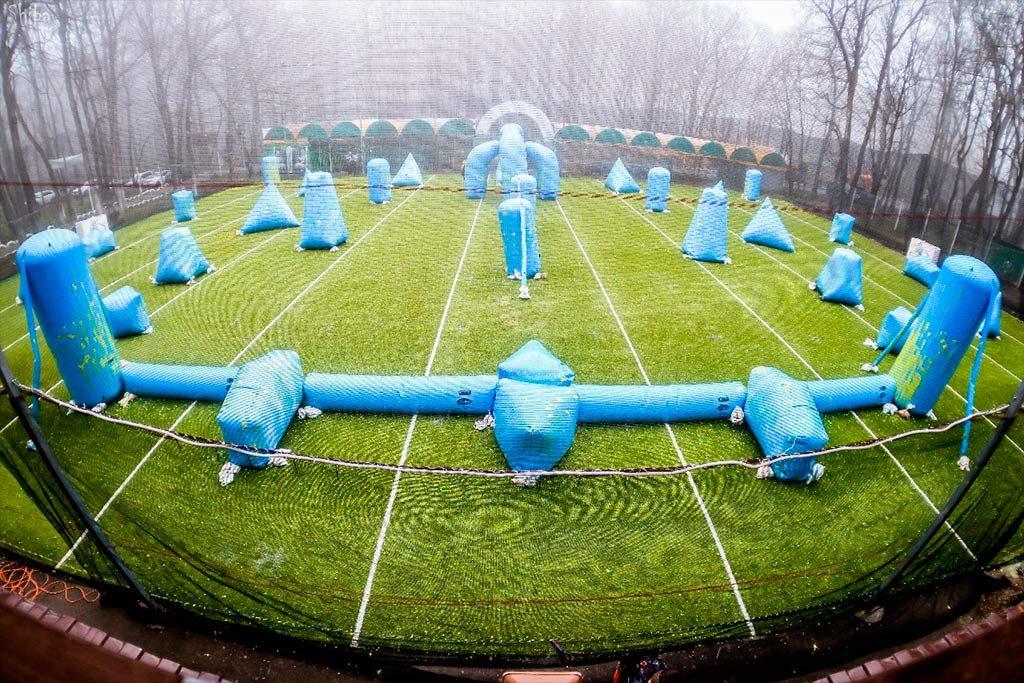 Пейнтбольный клуб Южный Фронт в Ставрополе