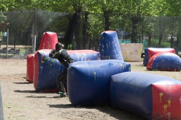 Пейнтбольный клуб Колизей в Чите