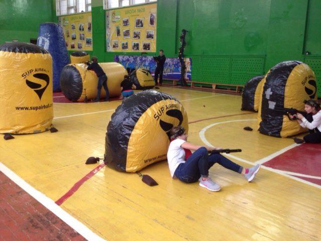 Лазертаг-пейнтбол-клуб Штурм в Калининграде