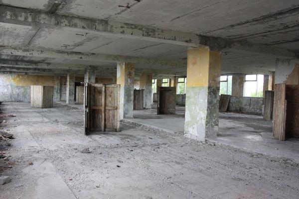 Лазертаг-пейнтбол-клуб Западный фронт в Калининграде