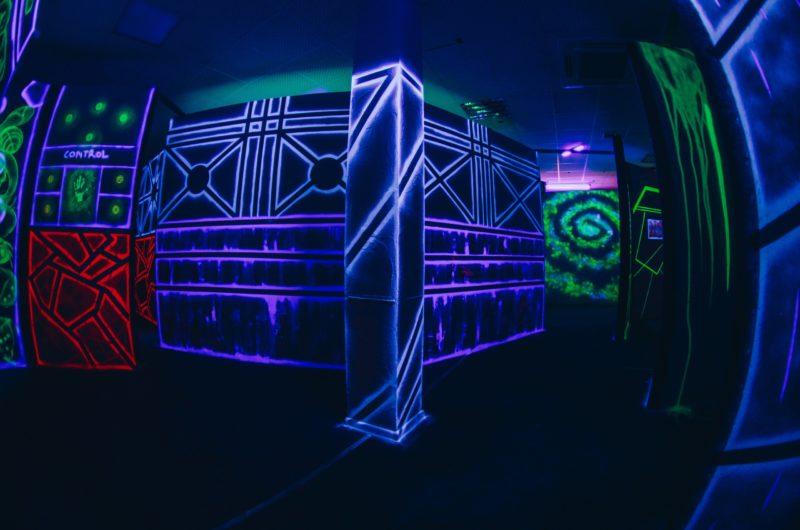 Лазертаг-клуб