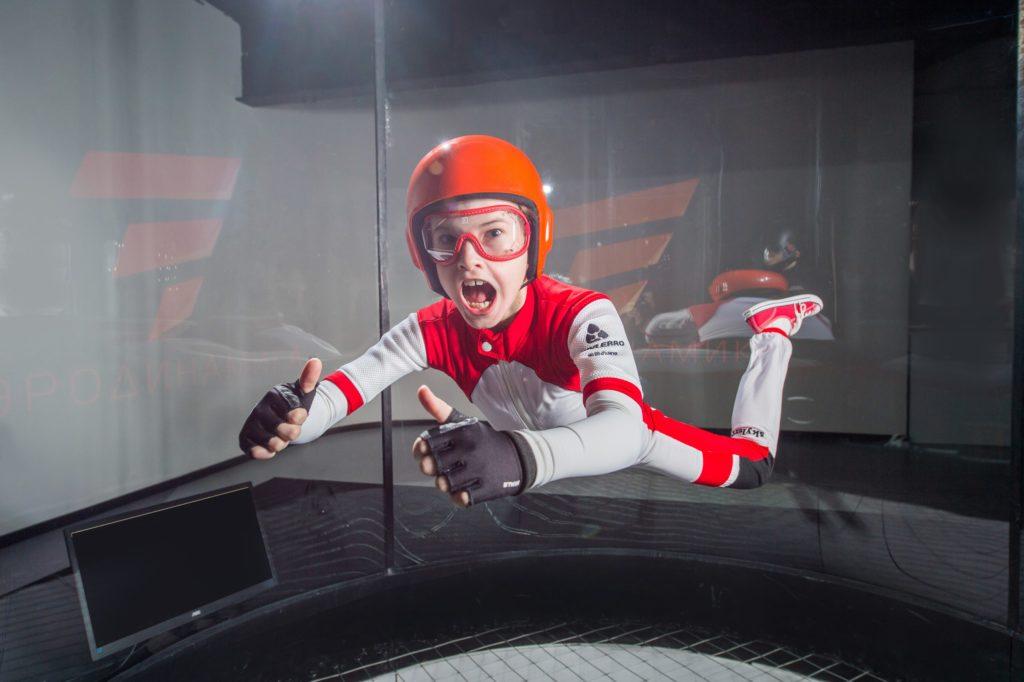 Лазертаг-клуб Аэродинамика в Москве