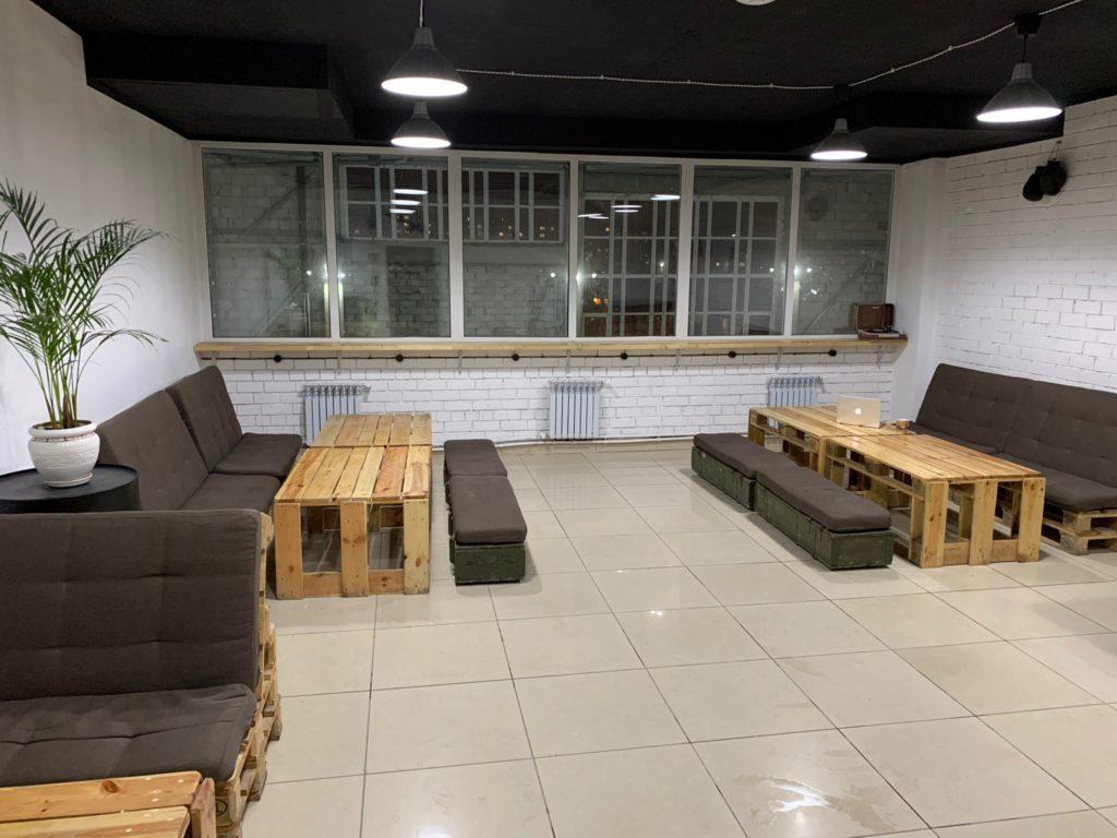 Лазертаг-страйкбол-клуб Контора в Екатеринбурге