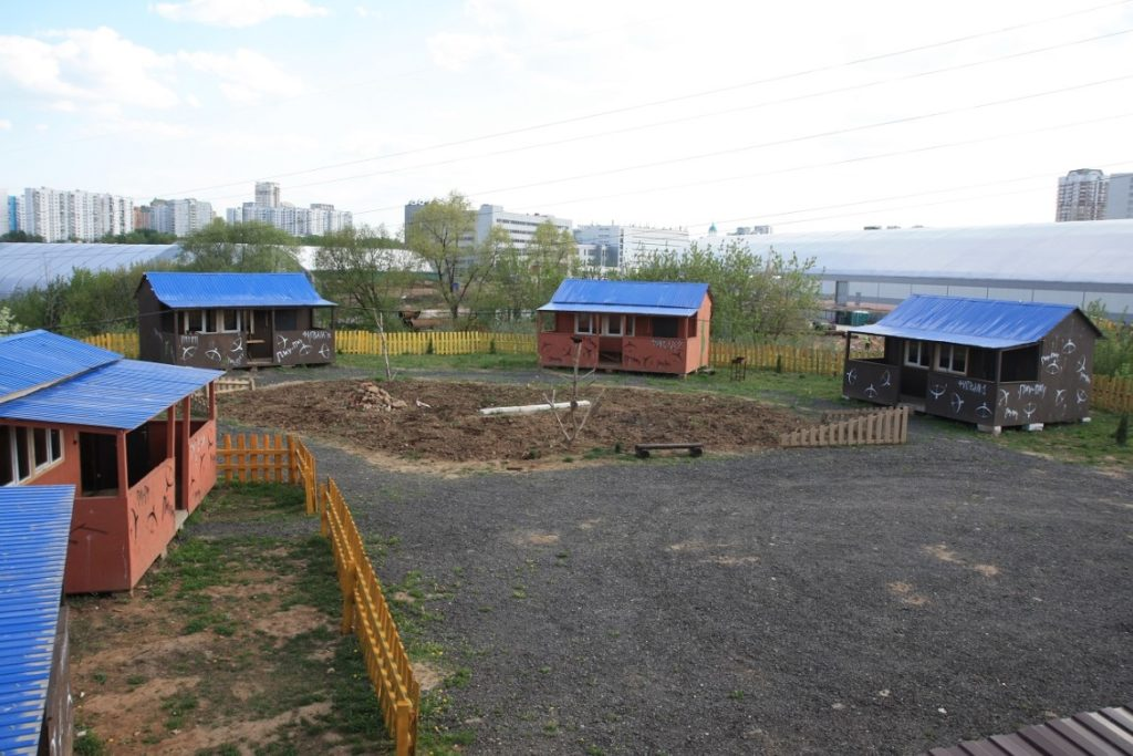 Лазертаг-пейнтбол-клуб Zапад в Москве