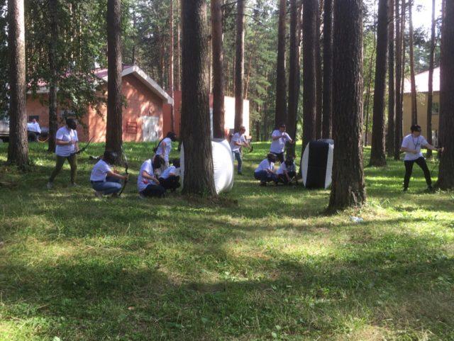 Лазертаг-клуб Альфа в Екатеринбурге