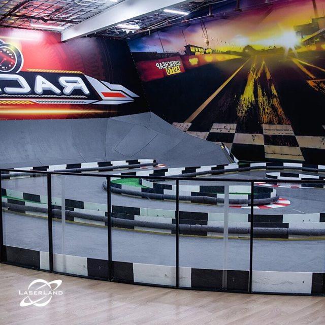 Лазертаг-клуб LaserLand в Волгограде