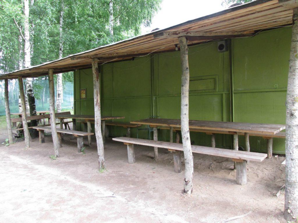 Пейнтбольный клуб Scorpion в Иваново