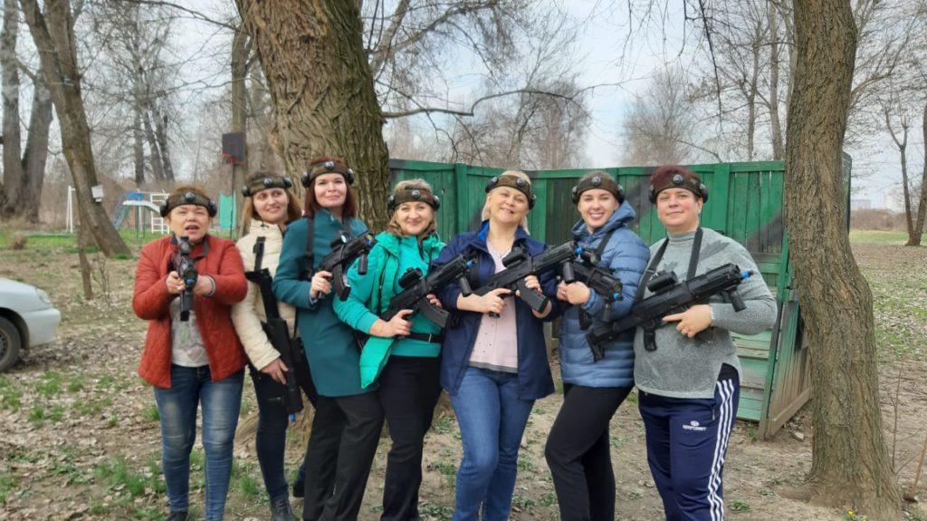 Лазертаг-клуб Лазербат в Краснодаре