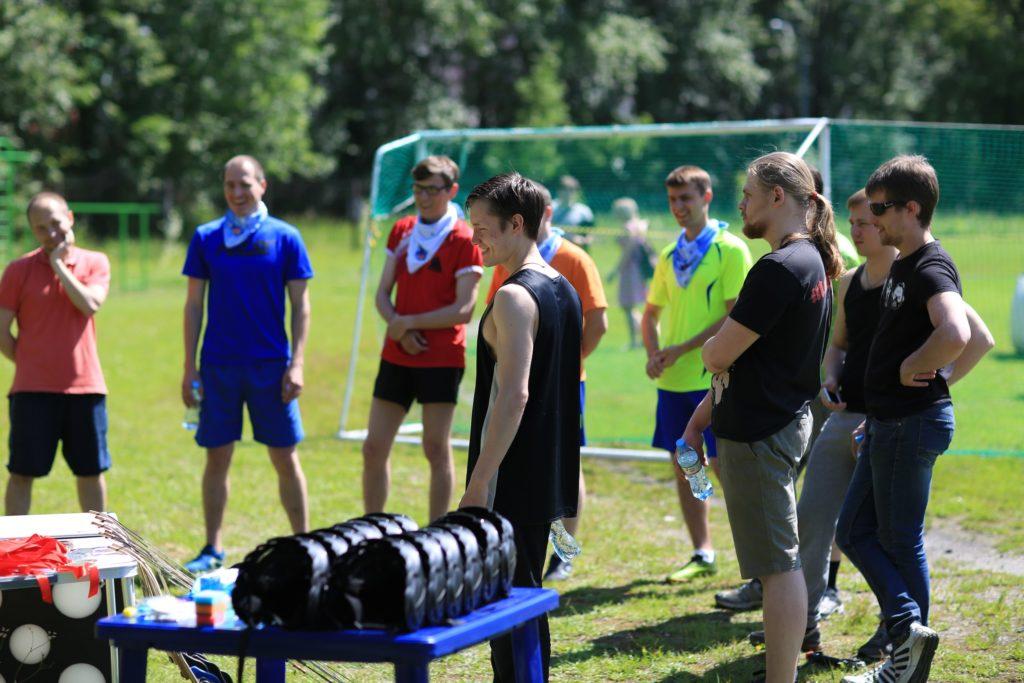 Клуб Лучного боя Archery Tag в Екатеринбурге