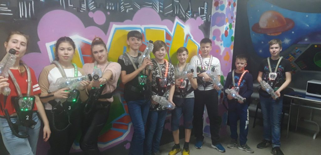 Лазертаг-клуб Бор в Нижегородской области