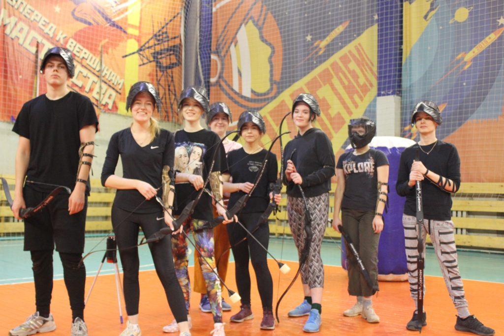 Арчеритаг-клуб Archery Tag в Нижнем Новгороде