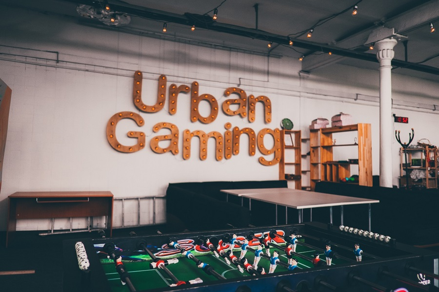Лазертаг-клуб Urban Gaming в Санкт-Петербурге