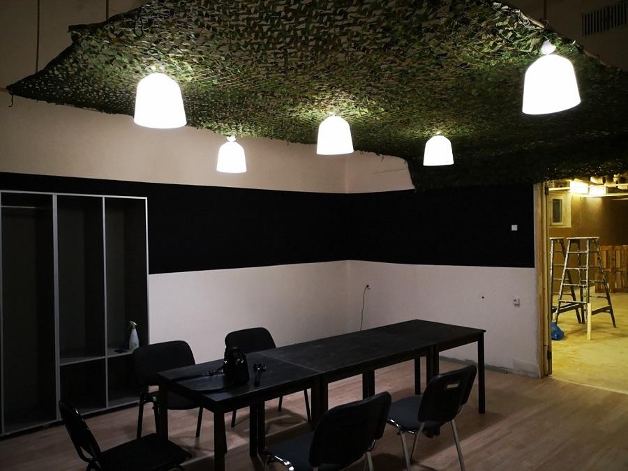 Лазертаг-клуб Заряд в Зеленограде