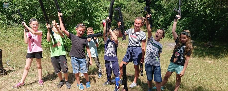 Лазертаг-клуб Вежливые люди в Севастополе