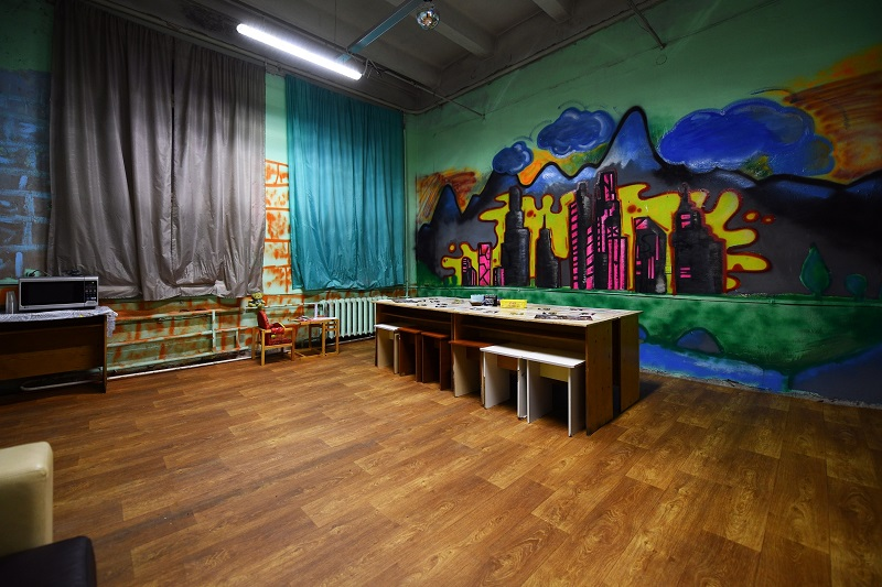Лазертаг-клуб Прорыв в Пскове