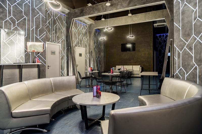 Лазертаг-клуб X-House в Санкт-Петербурге